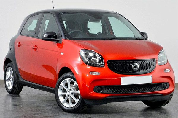 Forfour W453