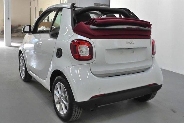 Fortwo A453
