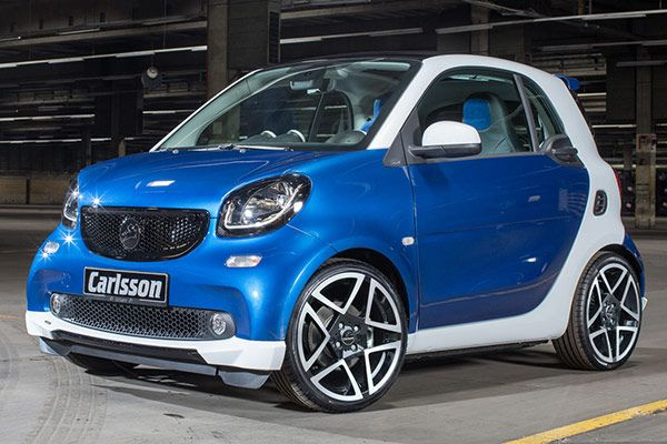 Fortwo C453